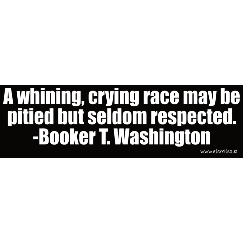 A Whining Race