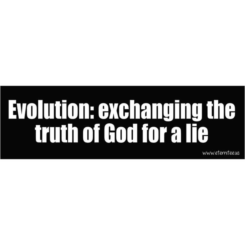 Exchanging The Truth Of God