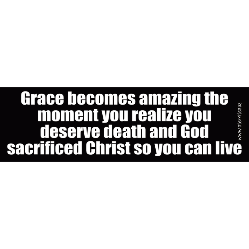 Grace Becomes Amazing