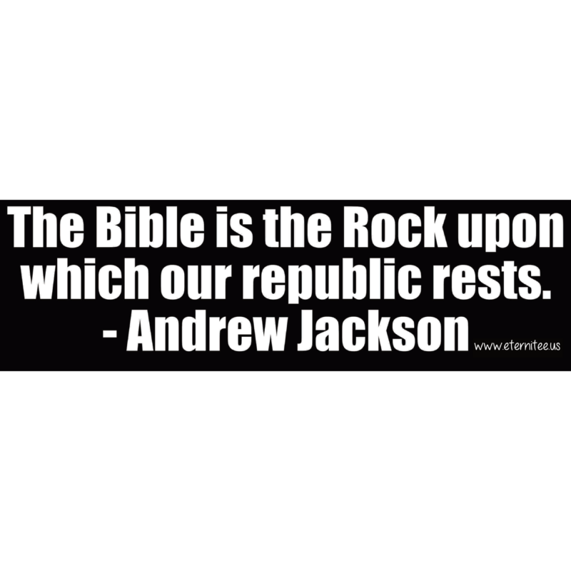 The Bible Is The Rock