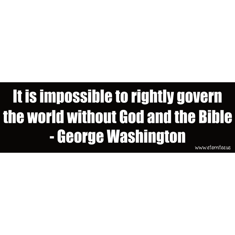 To Rightly Govern The World